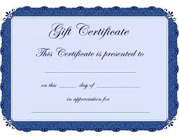 clipart gift certificate clipartfest gift certificate gift