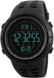 RSVOM <b>Mens</b> Digital <b>Watch</b> - <b>50M</b> Waterproof <b>Men</b> Sports <b>Watches</b> ...