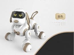 <b>Радиоуправляемая робот</b>-<b>собака AMWELL</b> 18011 STEPHEN ...