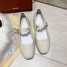 Shop One shoe girl <b>early autumn Korean version</b> 100 flat bottom ...