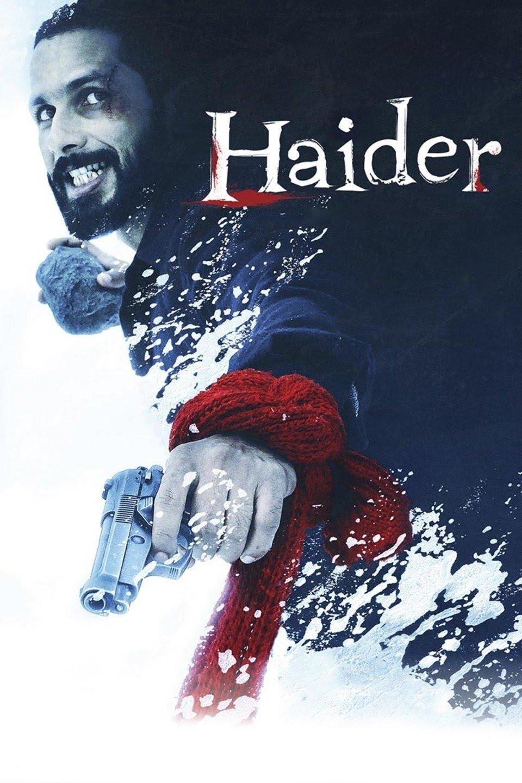 Haider (2014) Full Movie In Hindi Bluray 480p | 720p
