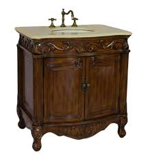 vanity adelina antique adelina  inch antique bathroom vanity brown finish