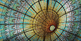 Amazing Stained Glass Ceiling - Funny Images and Memes To Fill You ... via Relatably.com