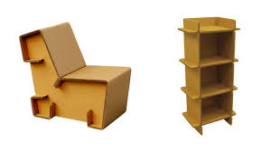 refoldable cardboard furniture makes it cheap and easy to mosey on cardboard furniture for sale