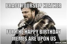funny birthday meme for all you love via Relatably.com