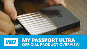 <b>My Passport</b> Ultra | Official Product Overview - YouTube