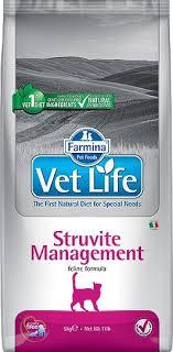 Сухой корм <b>Farmina Vet Life</b> Cat Struvite Management для кошек ...