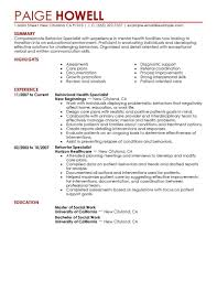sample resume for health education specialist best online resume sample resume for health education specialist nursing resume best sample resume resume professional resume cover letter