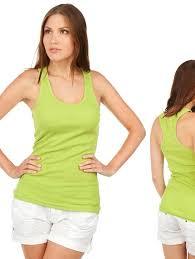 <b>Urban Classics</b> Верхняя <b>одежда</b> / Tank Tops <b>Ladies</b> зеленый 34729