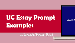application essay archives college admissions made simple reg  uc essay prompt examples