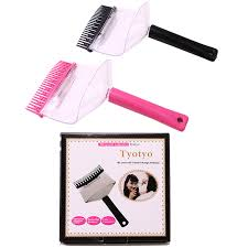 <b>New Design DIY</b> Hair Bangs Trimmer Comb Personal Hairstyling ...