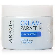 <b>Крем</b>-<b>парафин Aravia Professional Flower</b> Nectar | www.gt-a.ru