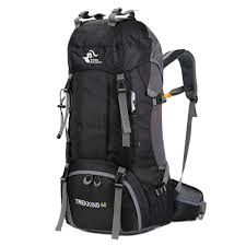 New 50L & 60L <b>Outdoor Backpack</b> Camping Climbing <b>Bag</b> ...