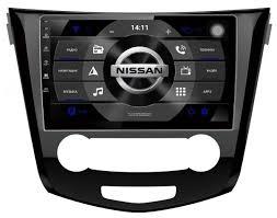 """<b>Автомагнитола</b> Subini NIS101 <b>10.2</b>"""" Nissan Qashqai J11E, J11R ..."""