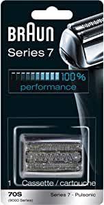 Braun Pulsonic Series 7 70S Foil & Cutter <b>Replacement Head</b>
