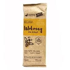 """<b>Горький</b> шоколад на меду """"Вкус и Польза"""" 70% какао классический"""