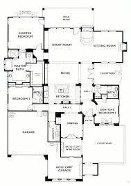 Trilogy at Vistancia Spiritus Floor Plan model  Shea Trilogy    Trilogy Spiritus Floorplan   no Casita