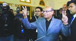 تونس - السبسي يعلن فوزه في انتخابات الرئاسة