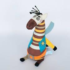 <b>Игрушка</b> «<b>Лошадь Джейн</b>» с логотипом купить в Москве (G-7779)