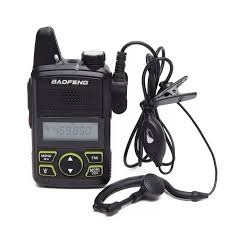 <b>Радиостанция Baofeng BF</b>-<b>T1</b> mini (2W) - Черный — купить в ...
