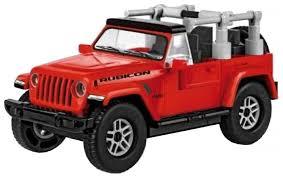<b>Конструктор Cobi Jeep</b> Wrangler 24114 Rubicon — купить по ...