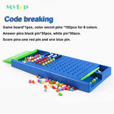 <b>Family Funny Puzzle</b> Game Code Breaking Toy <b>Mastermind</b> ...