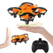 <b>helifar H803 Mini Drone</b> With Infrared Collision Avoidance