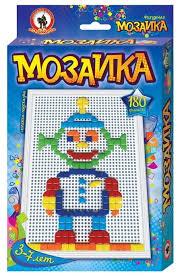 <b>Русский стиль Фигурная мозаика</b> Пришелец (03952) — купить по ...