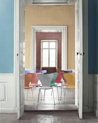 republic of fritz hansen series 7 monochrome blue angel rolf benz entire collection