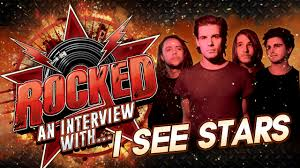 interview rocked interview i see stars at warped tour 2016