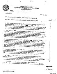 army memo recommendation of resignation for the good of the of 2