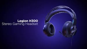 <b>Legion H300</b> Stereo Gaming Headset Product Tour - YouTube