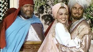 Resultado de imagem para Filme Ali -Babá e os quarenta ladrões