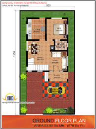 Sq Ft  bedroom low budget house   home applianceGround floor plan   Sq Ft  bedroom low budget house