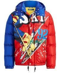 Polo Ralph Lauren <b>Men</b> Vtg Retro Ski 92 USA 1992 <b>Downhill</b> Skier ...