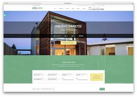 top 20 html5 real estate website templates 2017 colorlib citilights simple html real estate template