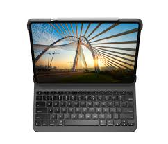 Logitech Slim Folio Pro - Keyboard Case <b>for iPad Pro 11</b>-inch (1st ...