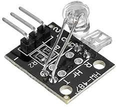 <b>5pcs</b> 5V Heartbeat <b>Detect</b> Sensor Heart Rate <b>Detect</b> Measuring ...