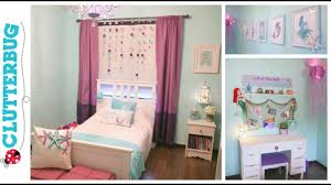 DIY <b>Mermaid</b> Bedroom on a Budget - Before and After Room Tour ...