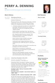 managing director resume samples   visualcv resume samples databasemanaging director resume samples
