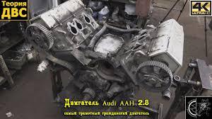 <b>Двигатель</b> Audi AAH 2.8 (самый грамотный гражданский ...