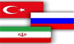 Afbeeldingsresultaat voor ترکیه ایران و روسیه