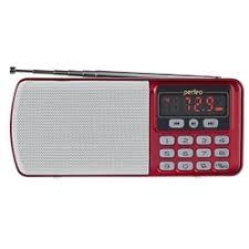 Радиоприемники <b>Perfeo</b> — купить на Яндекс.Маркете
