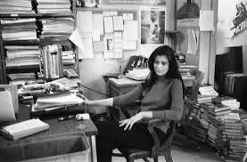 ritratti d autore galleria carla sozzani susan sontag new york 1975