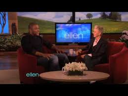 Tyler Perry Meets Ellen - YouTube