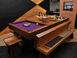 Dining Room Pool Table Combo Cool Dining Room Table Koraltaruk Bilardo Super Cool Dining Table