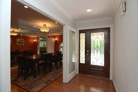 recessed lighting in dining room. as track lighting plus dining room recessed elegant gray tile mosaic wall schemes decor luxury style french kitchen ideas the natural brown wooden in s