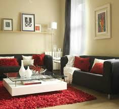 beautiful red white and black living room black white living room furniture