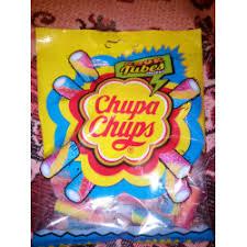Отзывы о Жевательный <b>мармелад Chupa Chups Sour</b> Tubes mini
