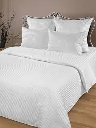 Комплект постельного белья Textilemania Страйп 1*1 Евро